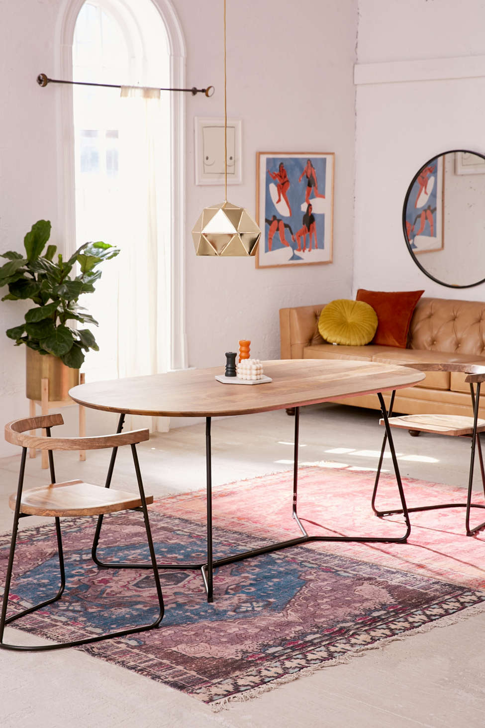 Slide View: 1: Myta Dining Table