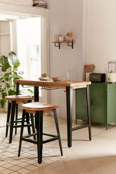 haskall breakfast bar urban outfitters. Black Bedroom Furniture Sets. Home Design Ideas