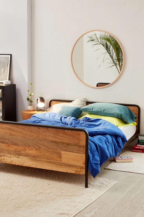 Slide View: 1: Morris Bed Frame