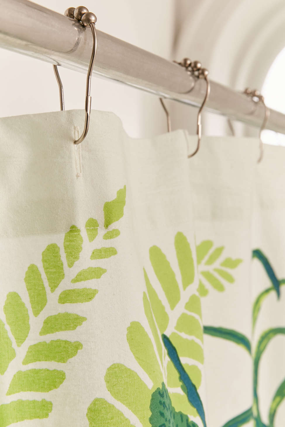 Dreamy Jungle Shower Curtain Urban Outfitters