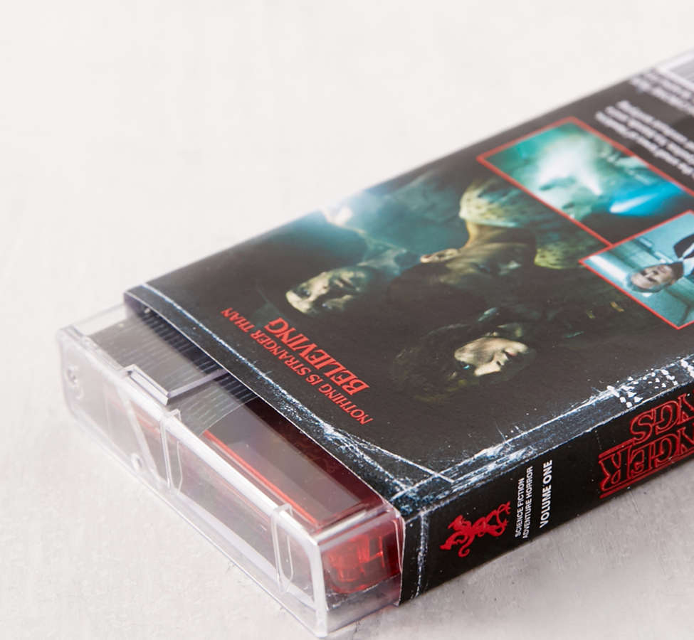 Slide View: 3: Kyle Dixon & Michael Stein - Stranger Things Soundtrack Vol. 2 Exclusive Cassette Tape