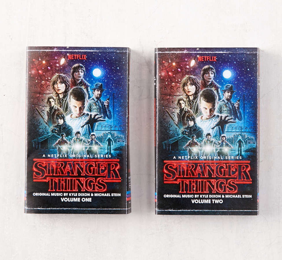 Slide View: 5: Kyle Dixon & Michael Stein - Stranger Things Soundtrack Vol. 2 Exclusive Cassette Tape