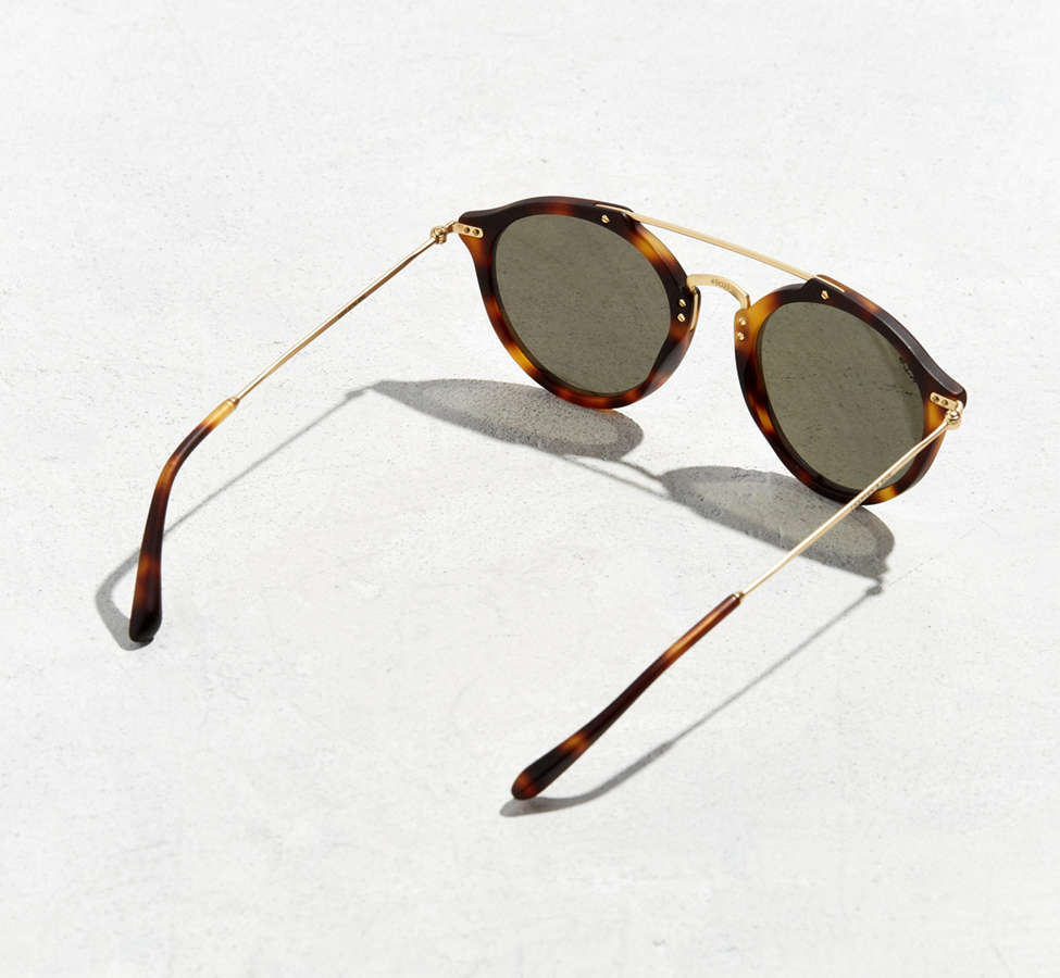 Slide View: 4: Kapten & Son Fitzroy Matt Sunglasses