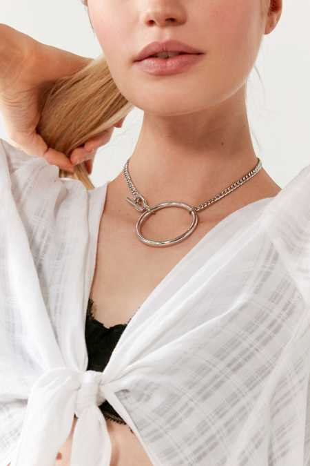 five and two York Choker Necklace