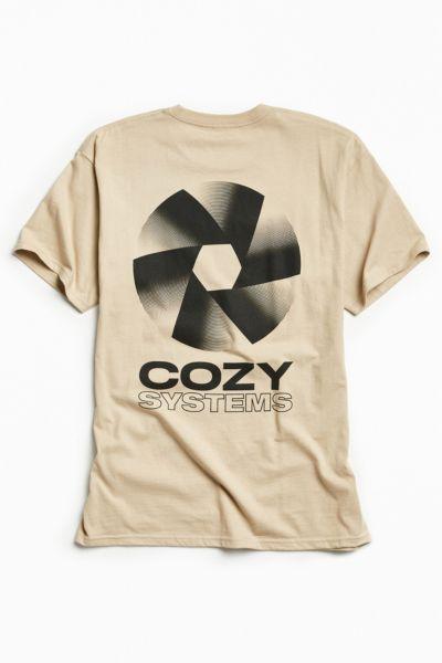 Team Cozy Cozy Systems Tee by Team Cozy