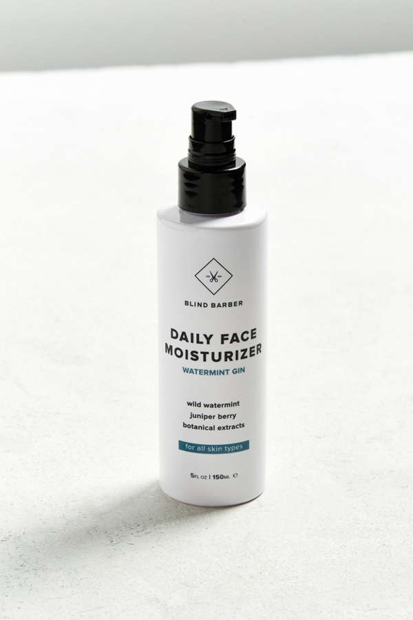 Blind Barber Watermint Daily Face Moisturizer