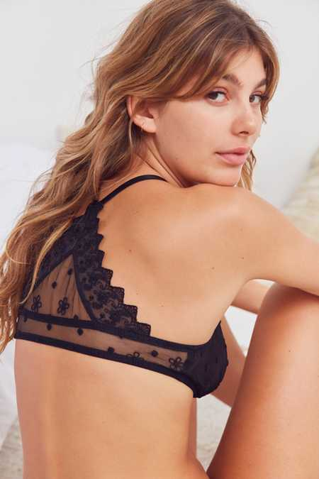Out From Under Laurel Lace Back Bralette