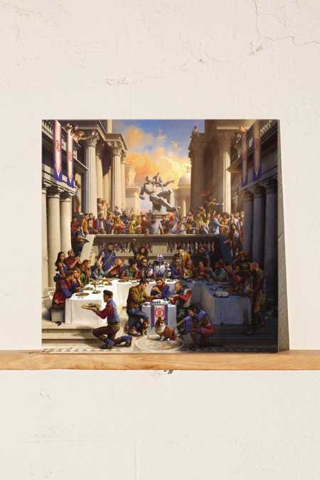Logic - Everybody 2XLP