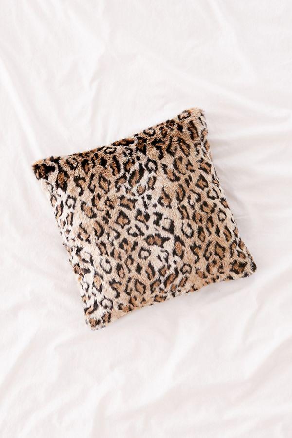 leopard cushion mopgulxdivrqhh tiger sofa s cover case ep ebay print throw animal pillow home decor bhp