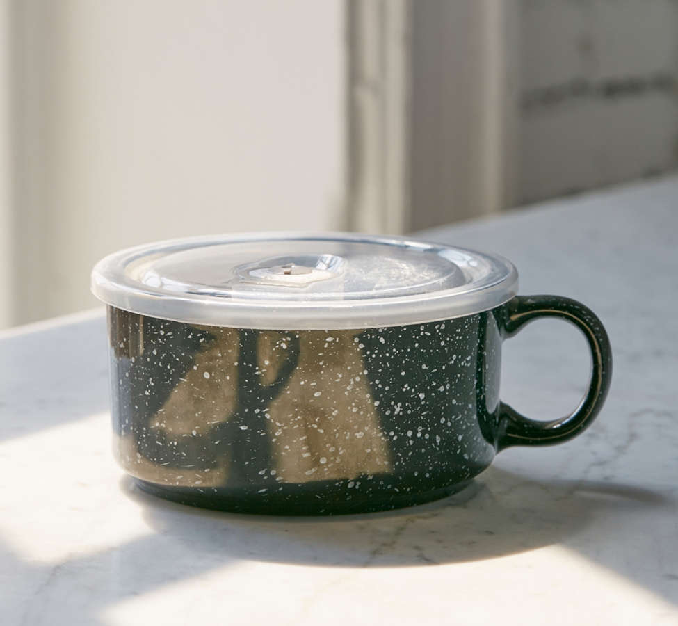 Slide View: 1: Speckled Souper Mug