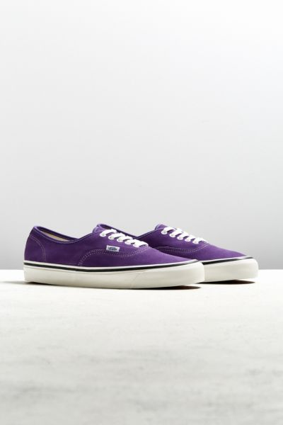 Vans Authentic 44 DX Bright Purple Sneaker - Purple 7 at Urban Outfitters