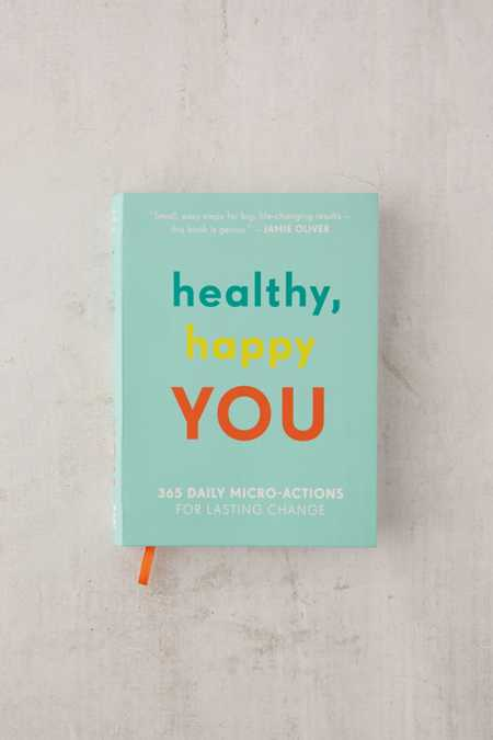Healthy Happy You By Nora Rosendahl, Nelli Lahteenmaki & Aleksi Hoffman