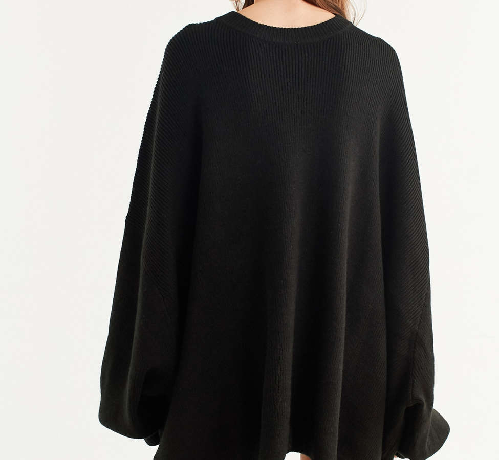 Slide View: 2: Silence + Noise Brooke Tunic Sweater