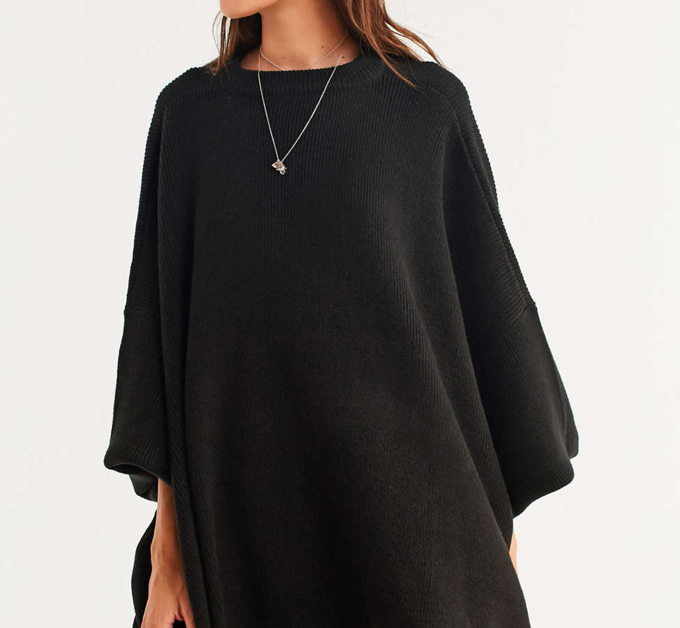 Slide View: 5: Silence + Noise Brooke Tunic Sweater