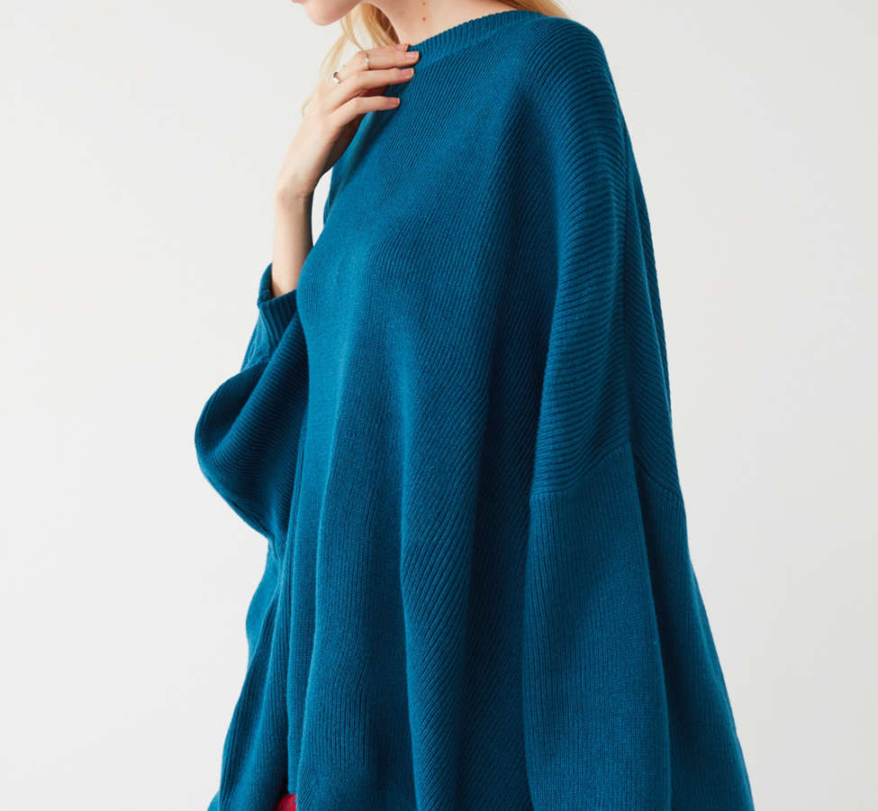 Slide View: 4: Silence + Noise Brooke Tunic Sweater