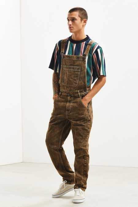 BDG Overdyed Acid Wash Overall