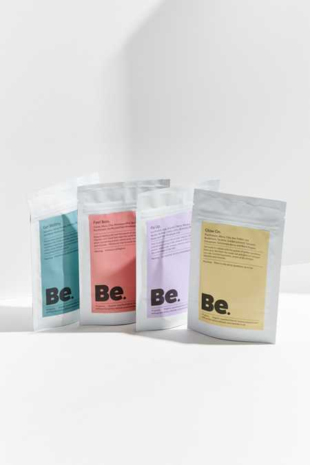 Be. Taster Gang Superblend Set