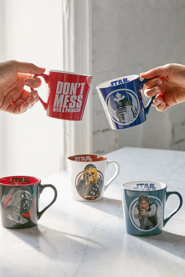 Retro Star Wars Mugs
