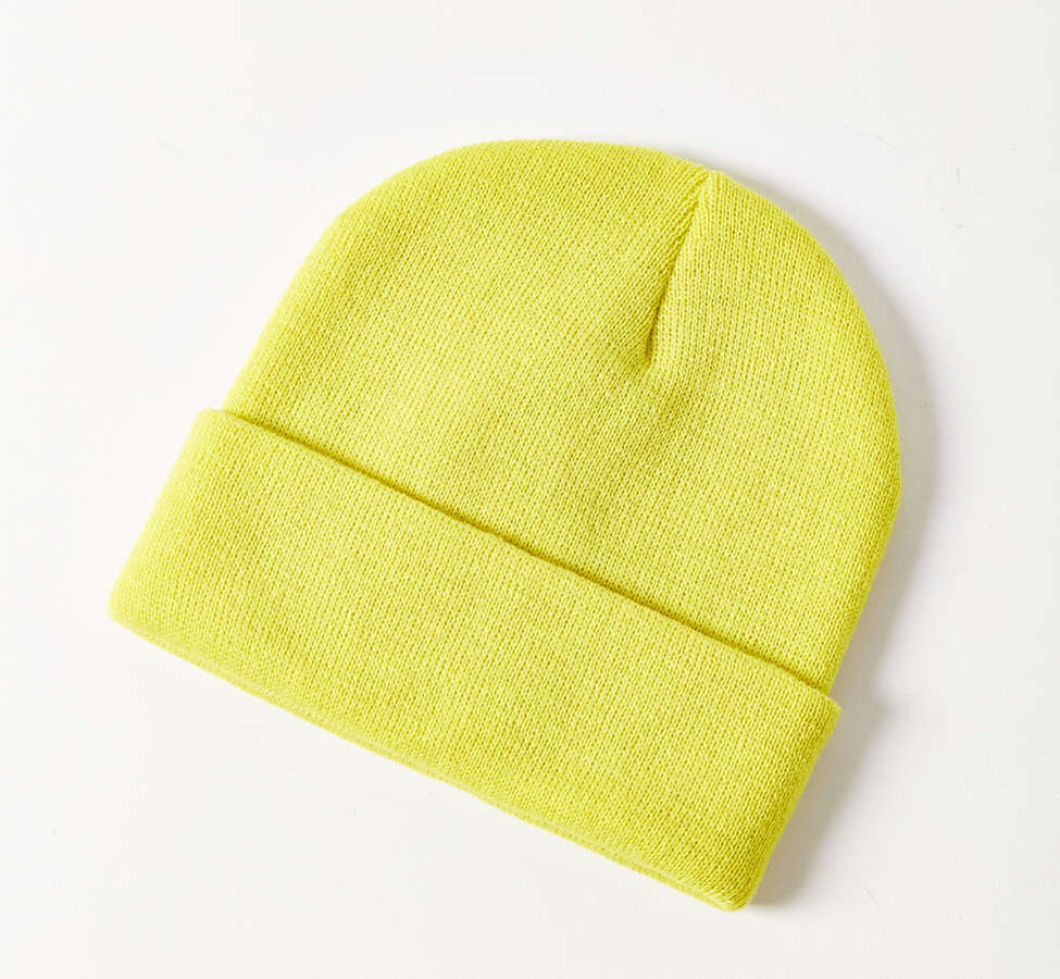 Slide View: 1: Double Knit Essential Beanie