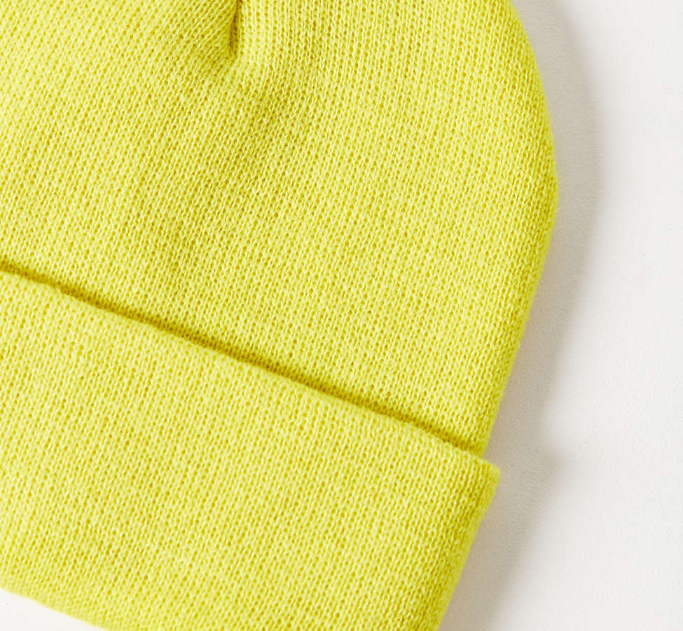 Slide View: 2: Double Knit Essential Beanie