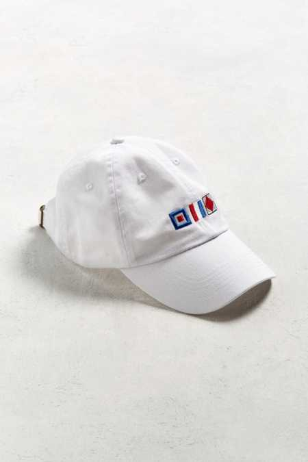 UO Nautical Flags Dad Hat