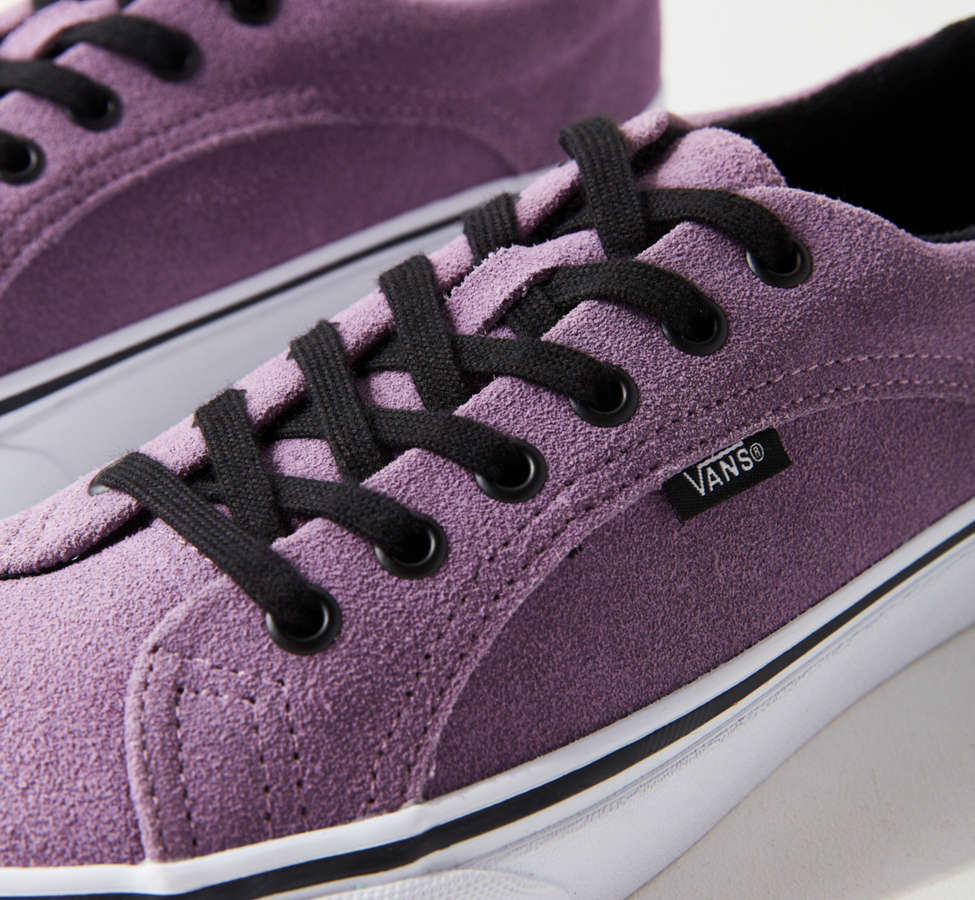 Slide View: 3: Vans Suede Lampin Low Top Sneaker