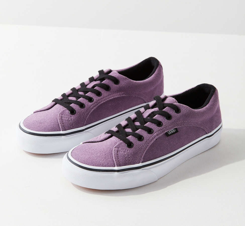 Slide View: 5: Vans Suede Lampin Low Top Sneaker