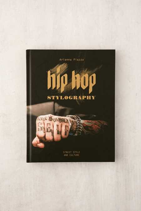 Hip Hop Stylography By Arianna Piazza