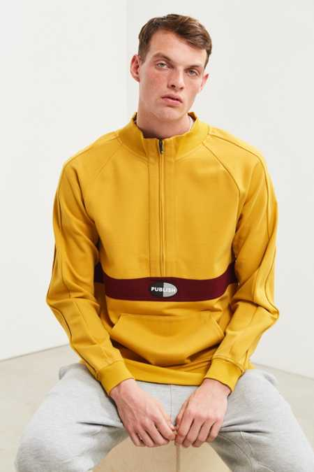 Publish Kadam Half-Zip Sweatshirt