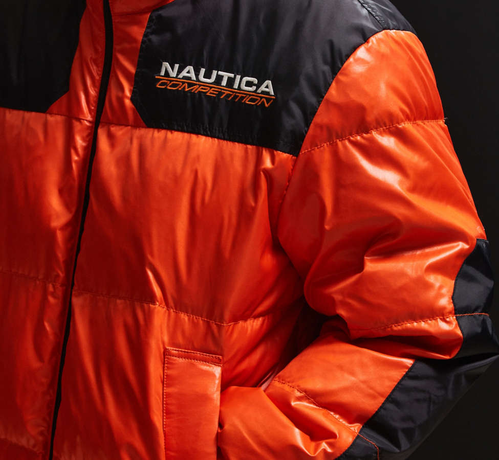 Slide View: 5: Blouson matelassé Competition For UO Nautica