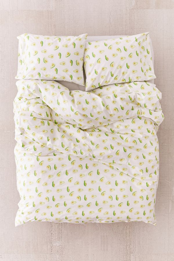 Avocado Duvet Cover Urban Outfitters