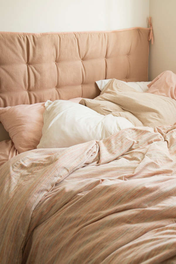 Convertible Flannel Headboard Pillow Urban Outfitters Canada
