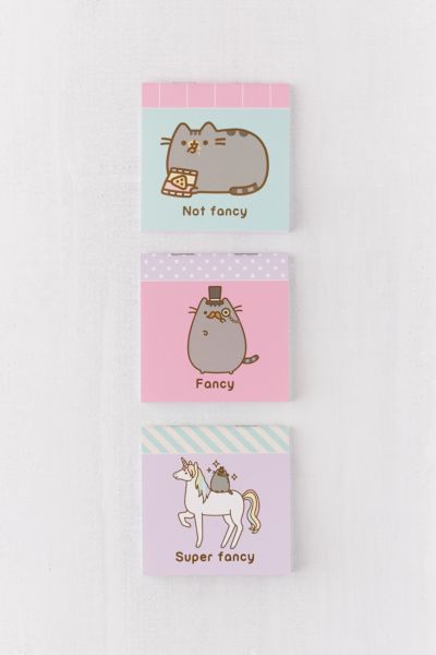 Pusheen Mini Notebook Set