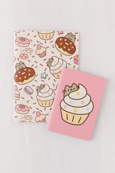 Pusheen Exercise Notebook Set