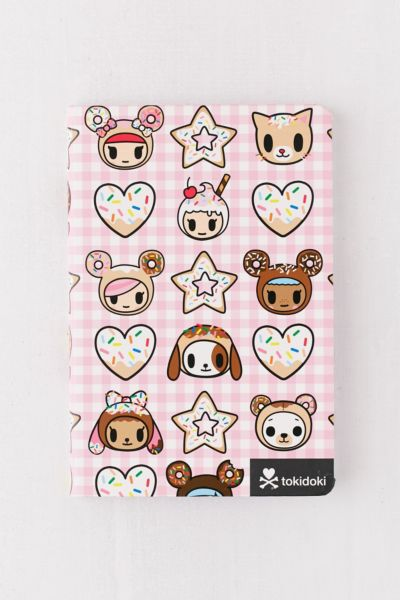 tokidoki Donutella Notebook