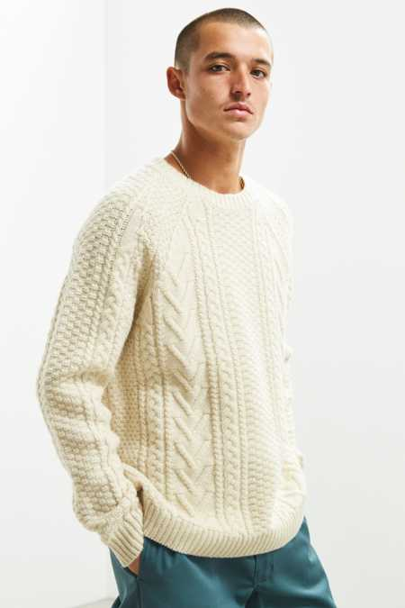 Schott Fisherman Sweater