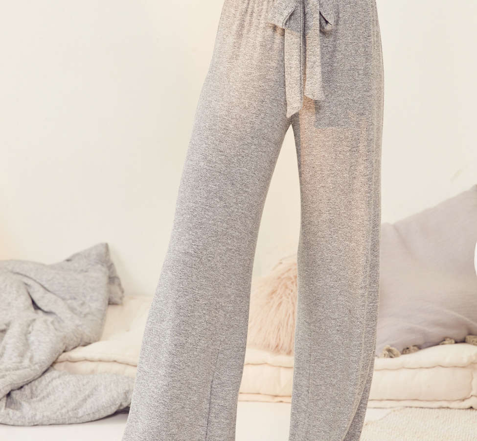 Slide View: 4: Out From Under Mila Wide-Leg Sweatpant