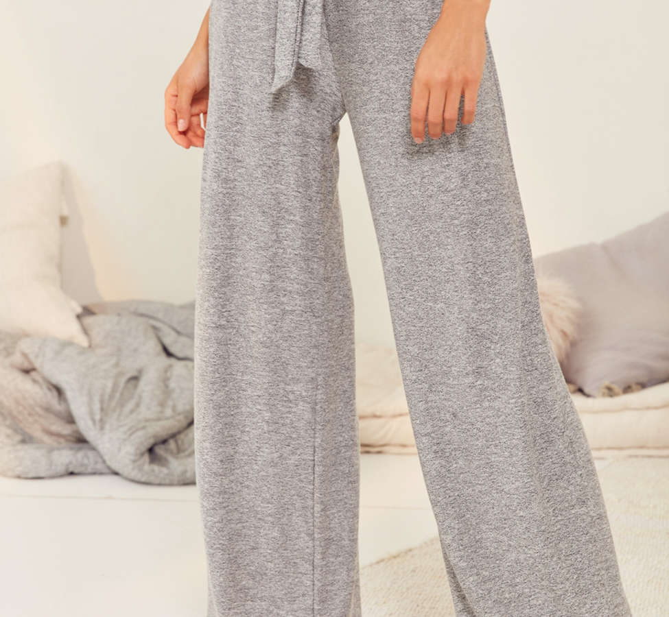 Slide View: 5: Out From Under Mila Wide-Leg Sweatpant