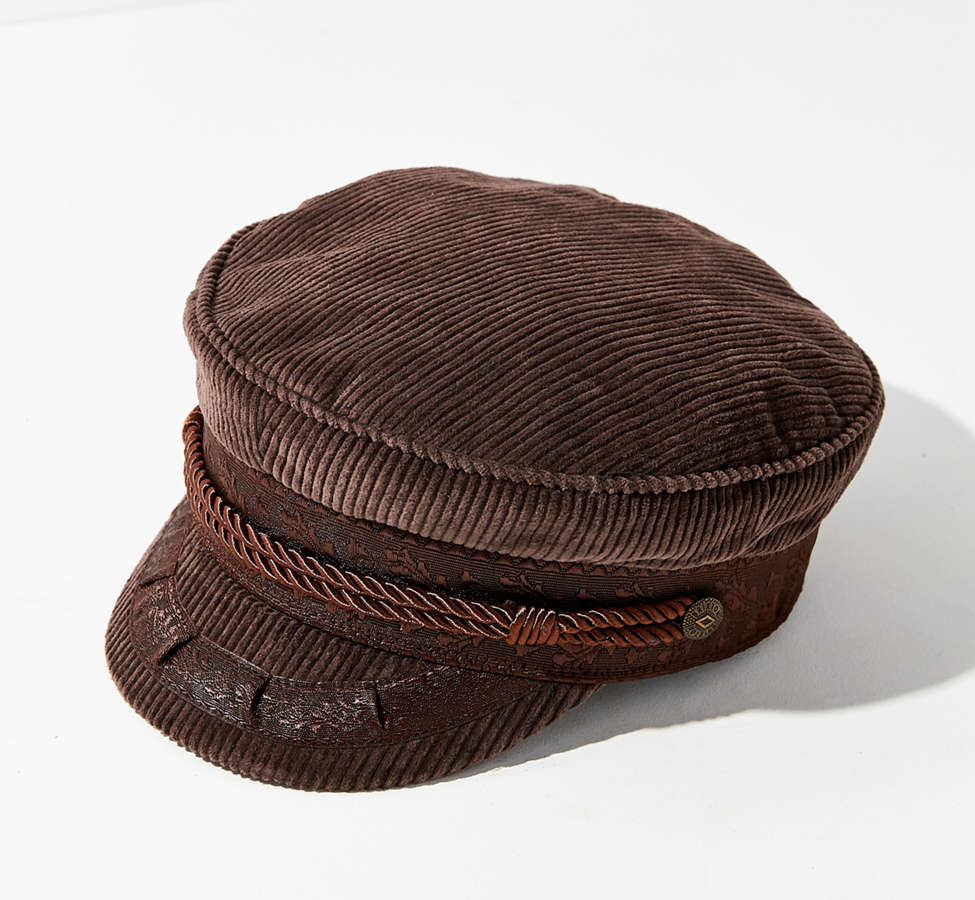Slide View: 1: Brixton Albany Fisherman Cap