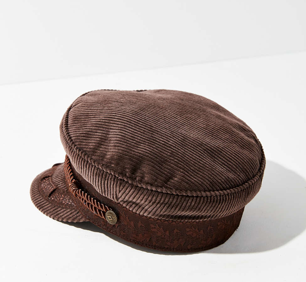 Slide View: 2: Brixton Albany Fisherman Cap