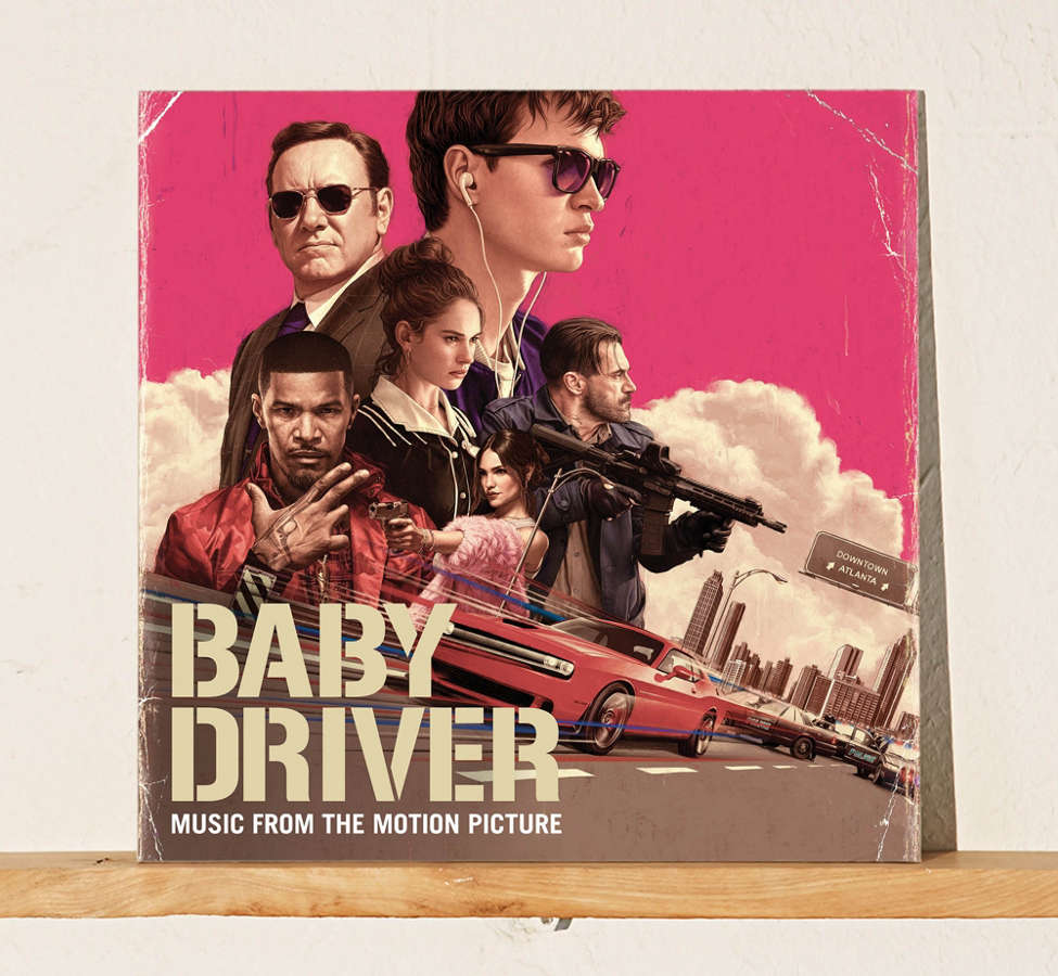Slide View: 1: Various Artists - Baby Driver Soundtrack 2XLP