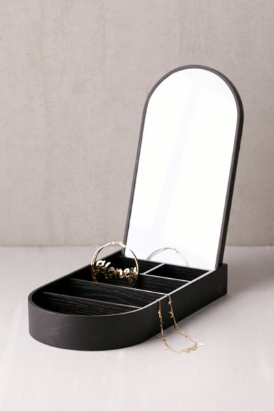 Black Jewelry Storage Boxes Holders Urban Outfitters