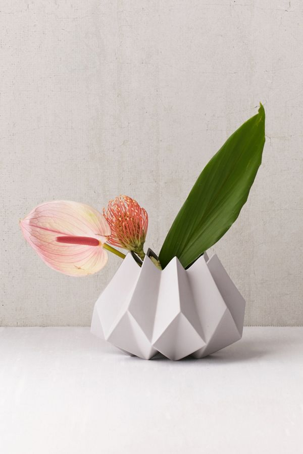 Menu Folded Vase Urban Outfitters