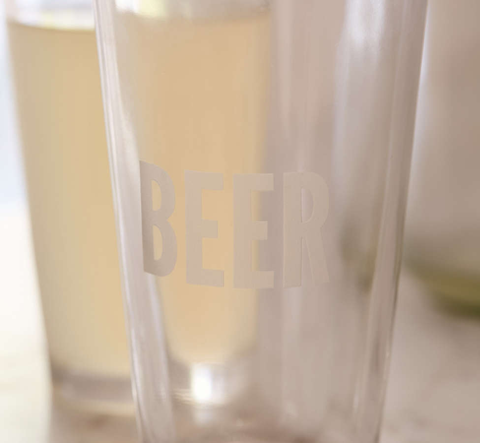 Slide View: 3: To-Go Growler + Pint Glass Set