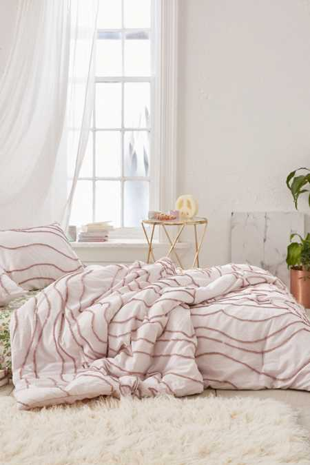 Margot Tufted Floral Comforter. Bedding   Bed Linens   Urban Outfitters