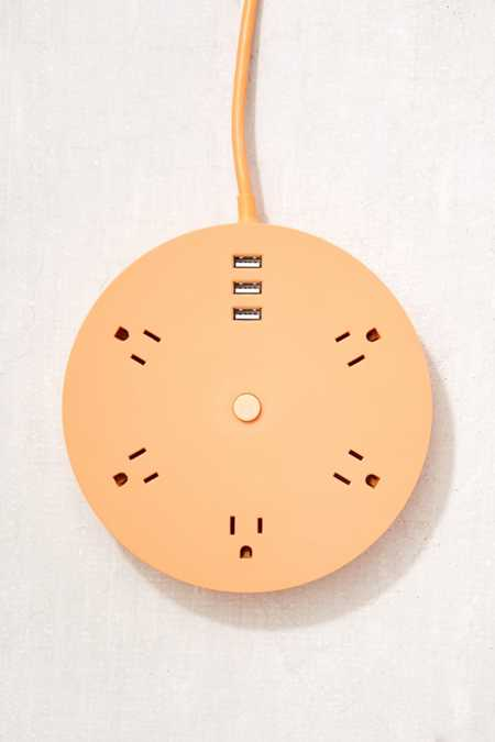 UO_TUNE_IN Circular Power Strip
