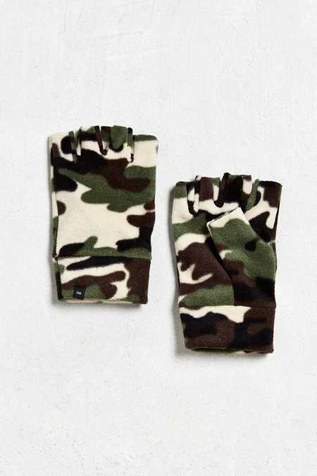 Fingerless Polar Fleece Glove