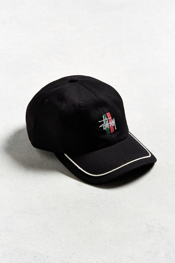 Stussy Classic Stock Low Pro Baseball Hat  3ff7d19e320