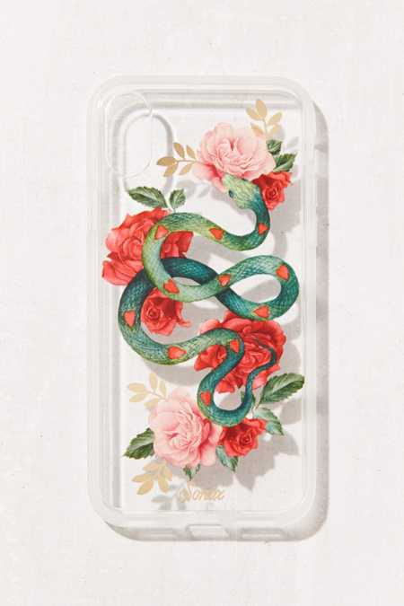 Sonix Snake Heart iPhone X Case