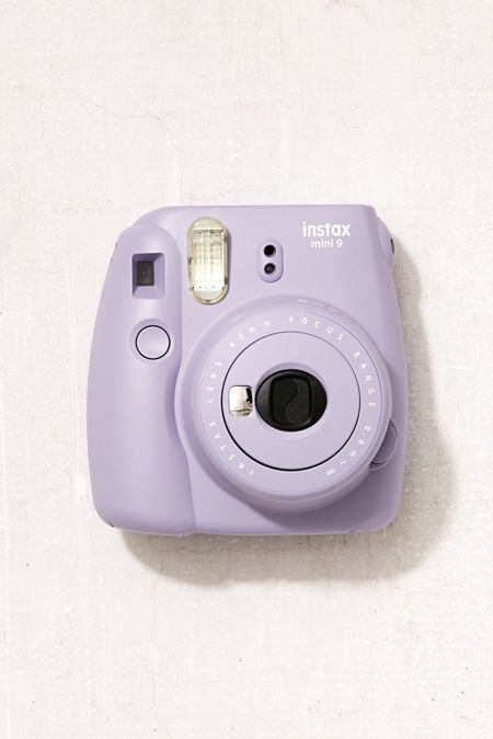 Fujifilm X UO Instax Mini 9 Instant Camera